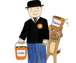 Mr. Benn Charity