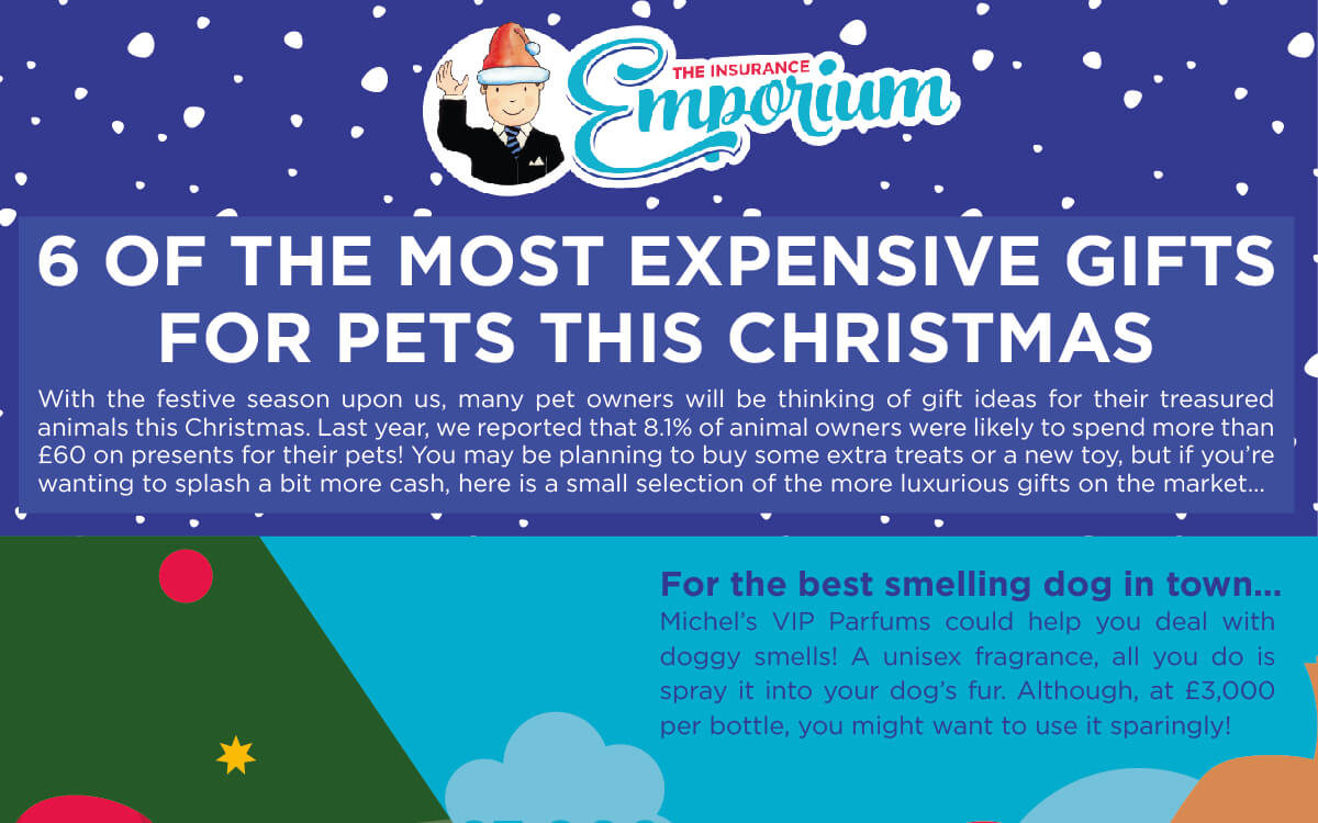 6 OF THE MOST EXPENSIVE GIFTS FOR PETS THIS CHRISTMAS ...