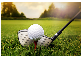 specialist Insurance policies - golf