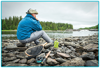 5 types of angler you'll meet