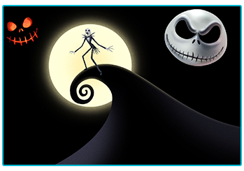 Our favourite Christmas movie adventures - The Nightmare Before Christmas