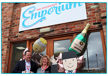 We Re Celebrating Our Recent Success Welcome To The Insurance
