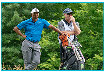 Golfers to watch Tiger Woods