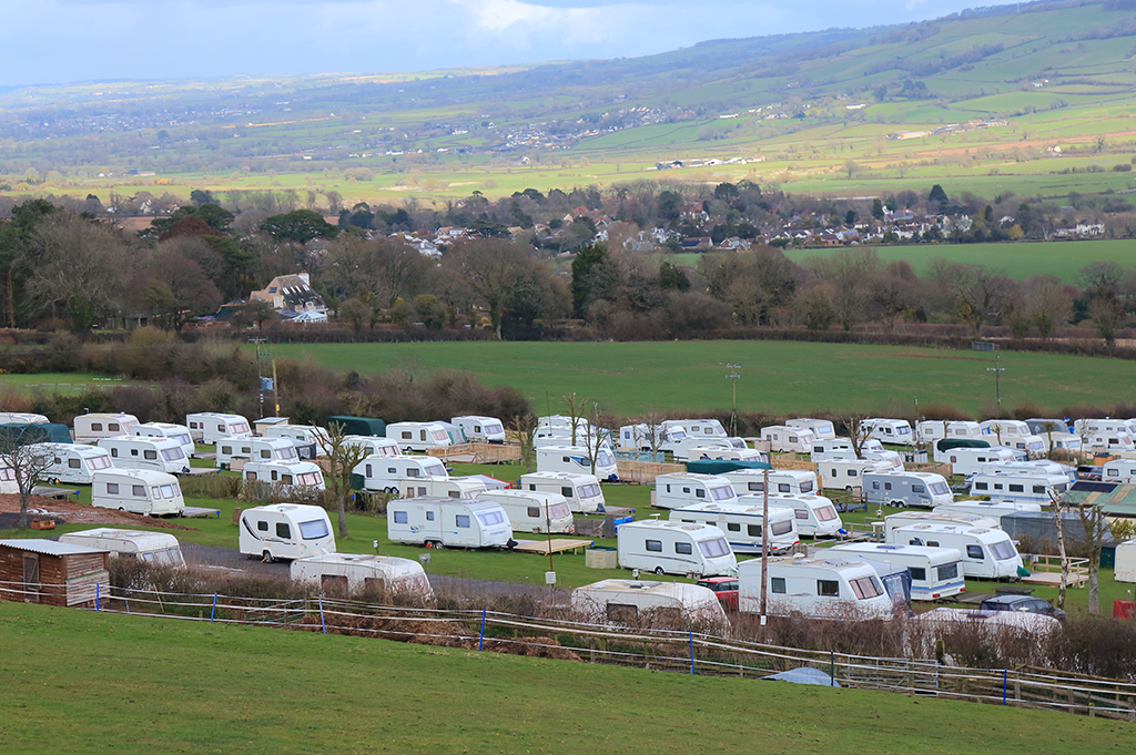 UK Caravan Parks Re-Open