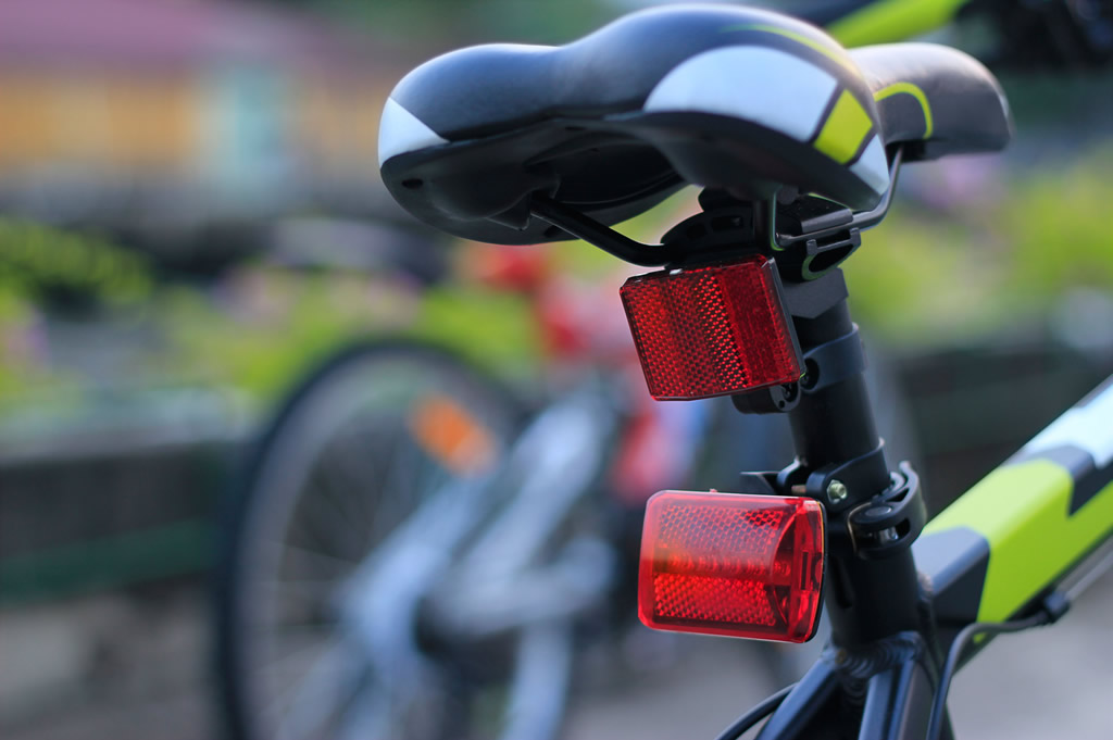 cycling safety reflector