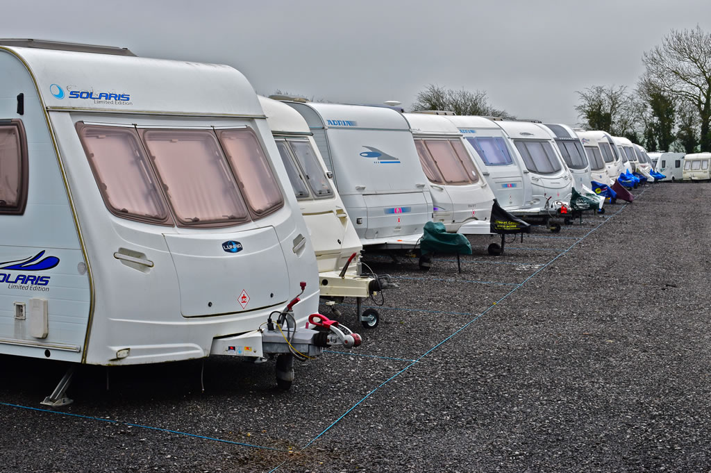 Insuring Touring Caravan While Out Of Use