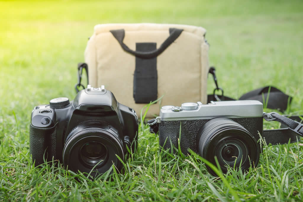 mirrorless vs dslr cameras
