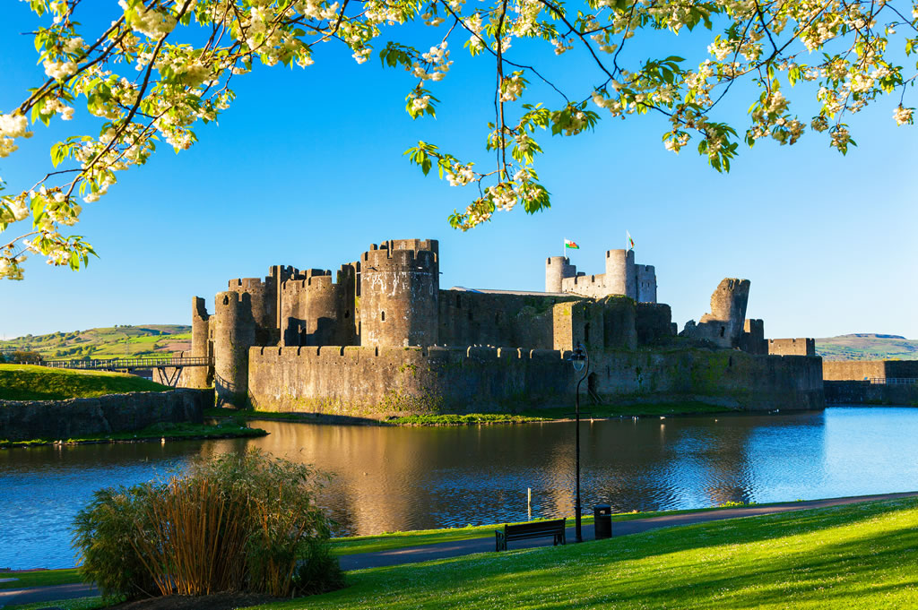 Top UK Fishing Destinations Caerphilly South Wales