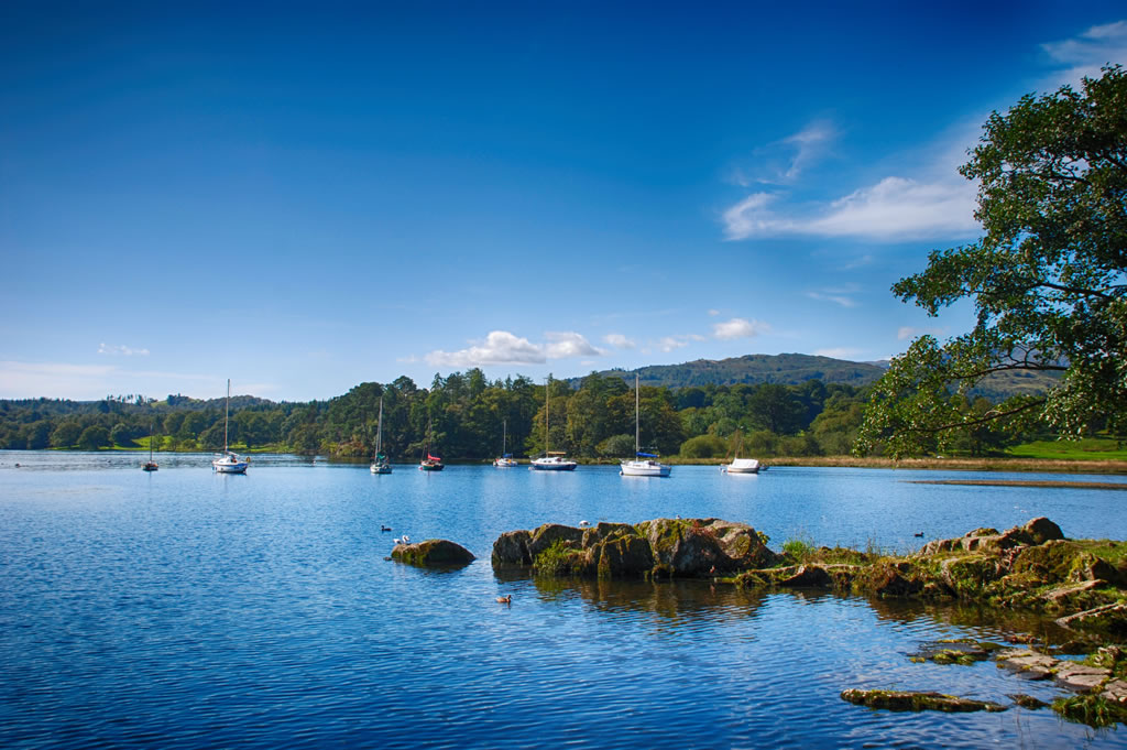 Lake Windermere Cumbria Top UK Fishing Destinations
